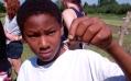 A grasshopper!